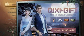 Romantic Qixi Event
