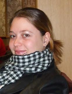 author Melissa Adendorff