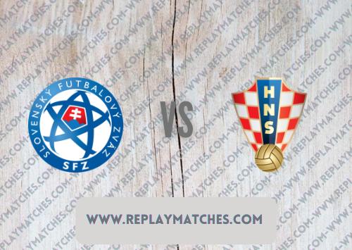 Slovakia vs Croatia -Highlights 04 September 2021