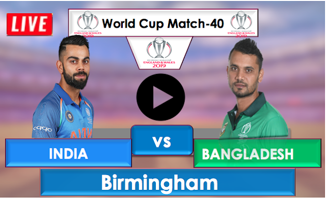 India vs Bangladrsh : Live Streaming Online free,India is batting first