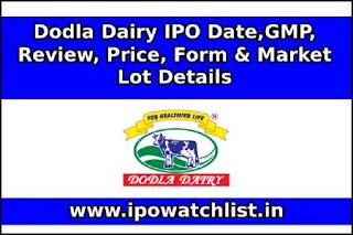 Dodla Dairy IPO Detail