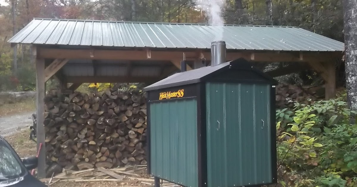 Far Better Farmstead Outdoor Wood Furnace