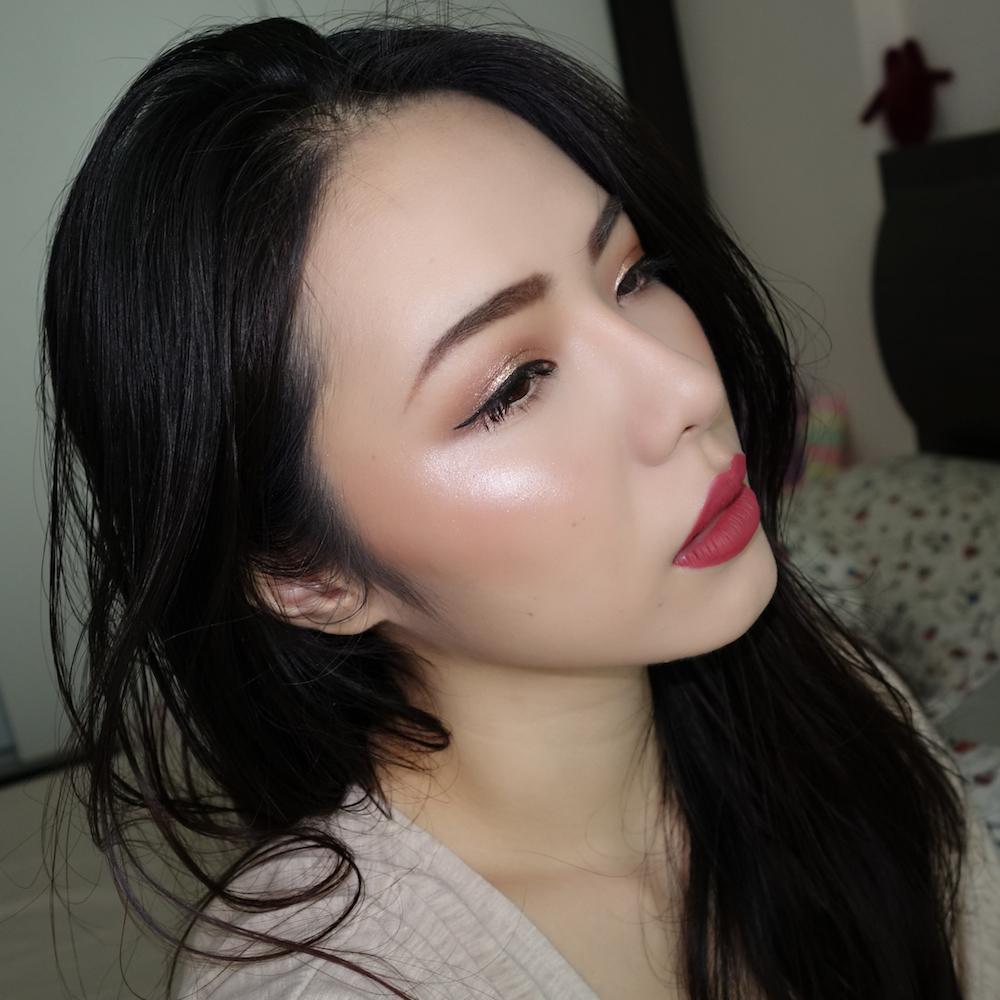 Revlon ColorStay Foundation & Super Lustrous Lipstick