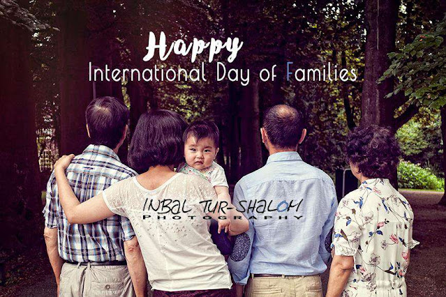 International Day of Families Wishes For Facebook