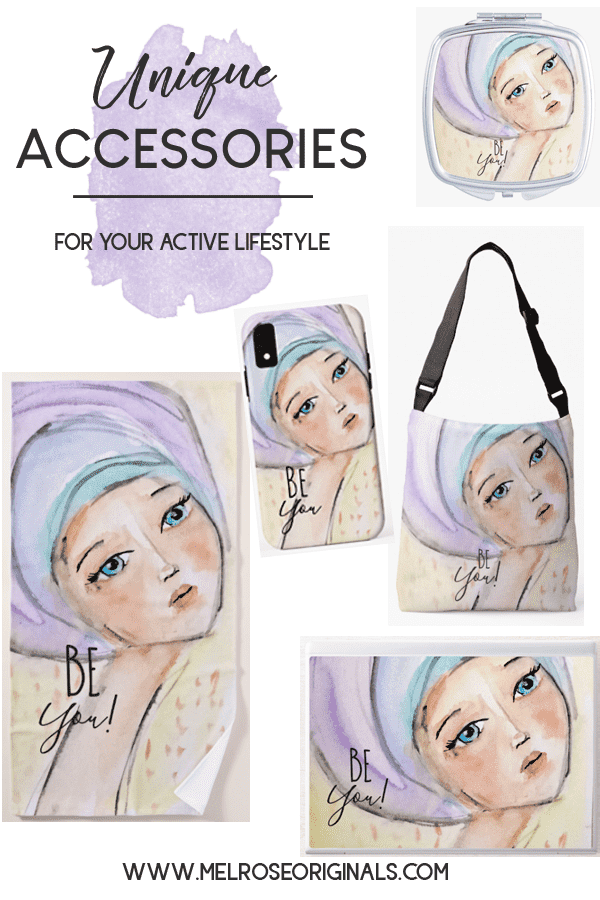 product grid from watercolor accessories for your active lifestyle