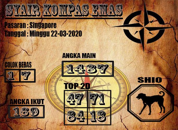 SYAIR SINGAPORE 22-03-2020