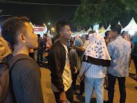 Hari Pertama Pembukaan Pekan Raya Lampung Ramai Pengunjung