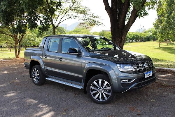 VW Amarok V6 258 cv 2021: fotos, preço, consumo e performance