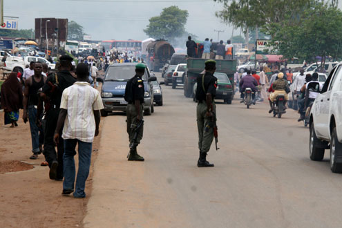 police inspector assassinated anambra state