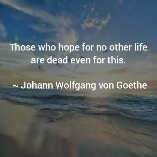 Quotes by  Wolfgang von Goethe