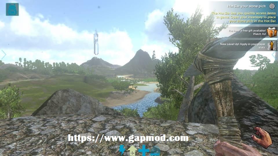 Download ARK Survival Evolved v1 1 13 Apk Mod (Full HD