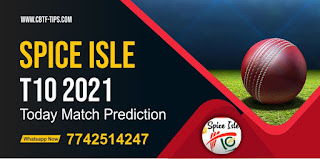 Clove Challengers vs Ginger Generals Dream11 Team Prediction, Fantasy Cricket Tips & Playing 11 Updates for Today's Spice Isle T10 2021 - 6 Jun 2021