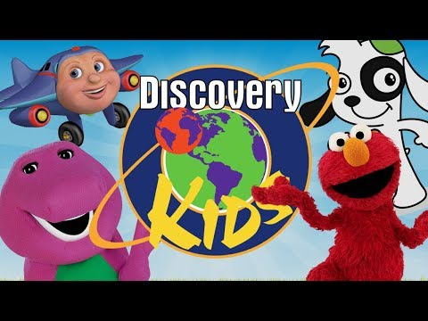 DISCOVERY KIDS  en vivo gratis por internet