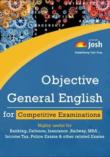 Objective General English - Jagran Josh