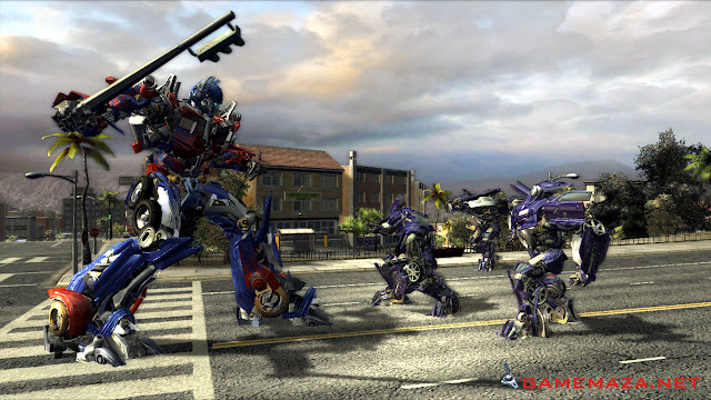 Transformers-The-Game-Now-Download
