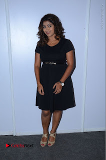 Tollywood Actress Geethanjali Thasya Latest Pos in Black Short Dress at Nanna Nenu Na Boyfriends Audio Launch  0044.JPG
