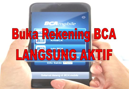 Cara Buka Rekening Bca Online 2020 Langsung Aktif Warga Negara Indonesia