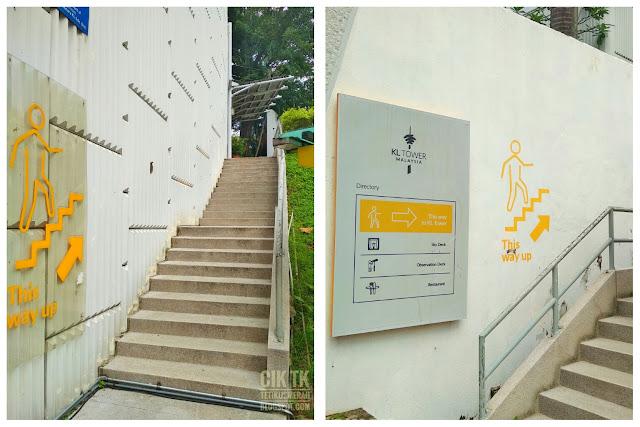 tangga menuju kejayaan