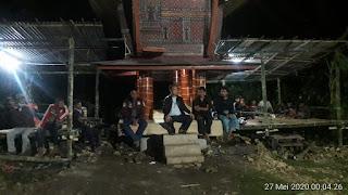 Pertikaian Pemuda Tongko Sarapung dengan Pemuda Buntu Masakke Sepakat Damai