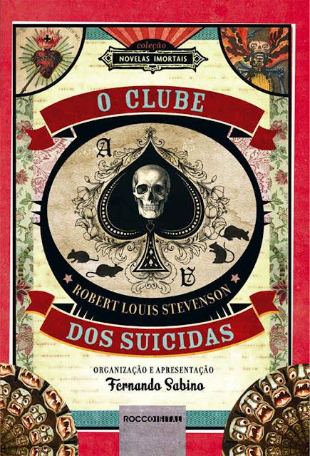 O Clube dos suicidas - Robert Louis Stevenson