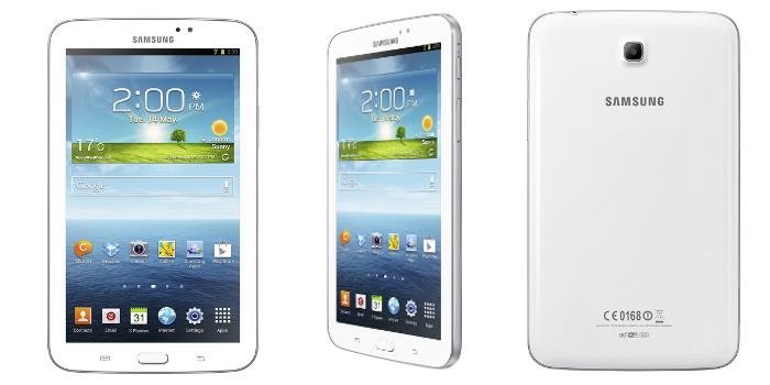 Samsung Galaxy Tab 3 7.0 Format Atmak
