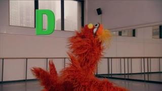 Murray Sesame Street sponsors letter D, Sesame Street Episode 4323 Max the Magician season 43