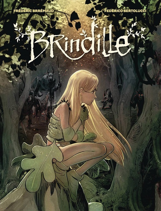 Cover of Brindille HC