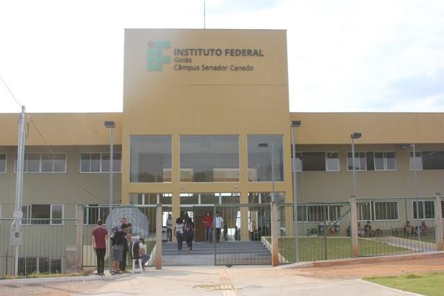Senador Canedo: Acordo prevê construção de acesso para sede do IFG