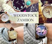 Orologi, accessori e abbigliamento. Compra a minor prezzo in Woodstock Zambon.