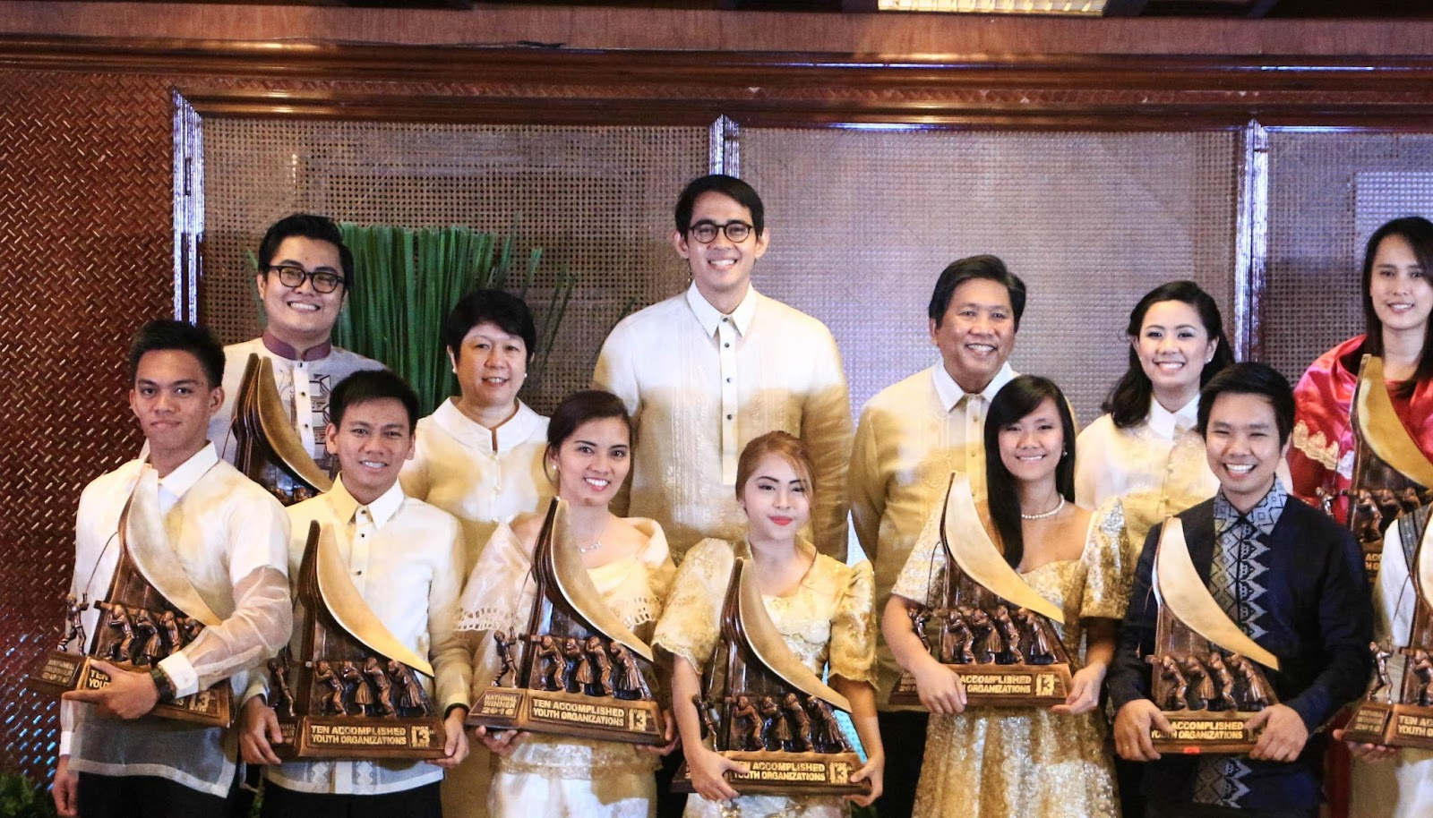 Lenovo awards TAYO 13 winners