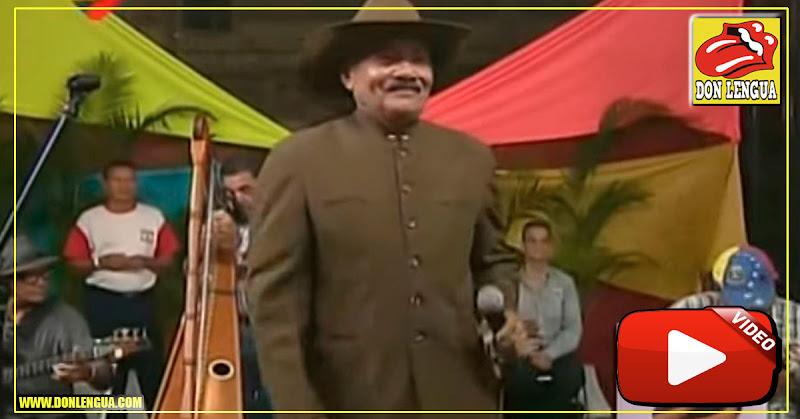 Cantante de música llanera deja en ridículo a Diosdado en vivo y directo