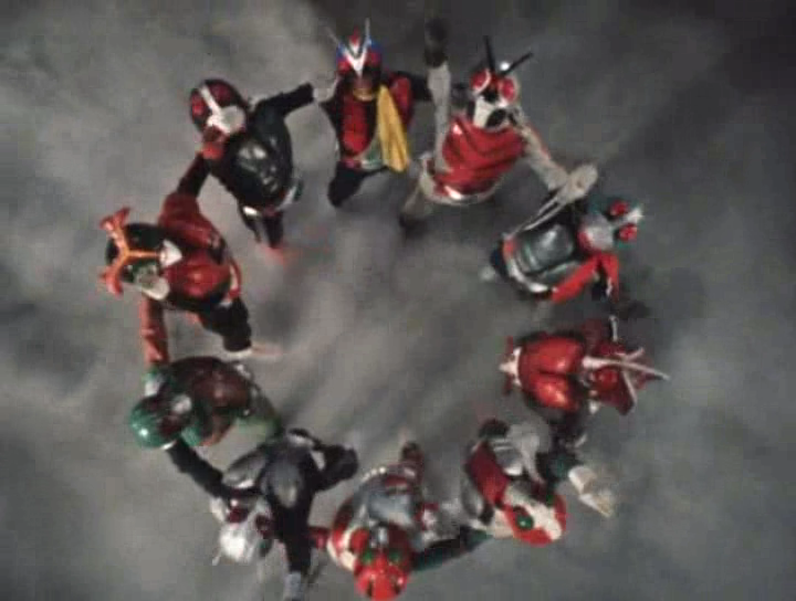 Birth of the 10th! All Kamen Riders Together!!