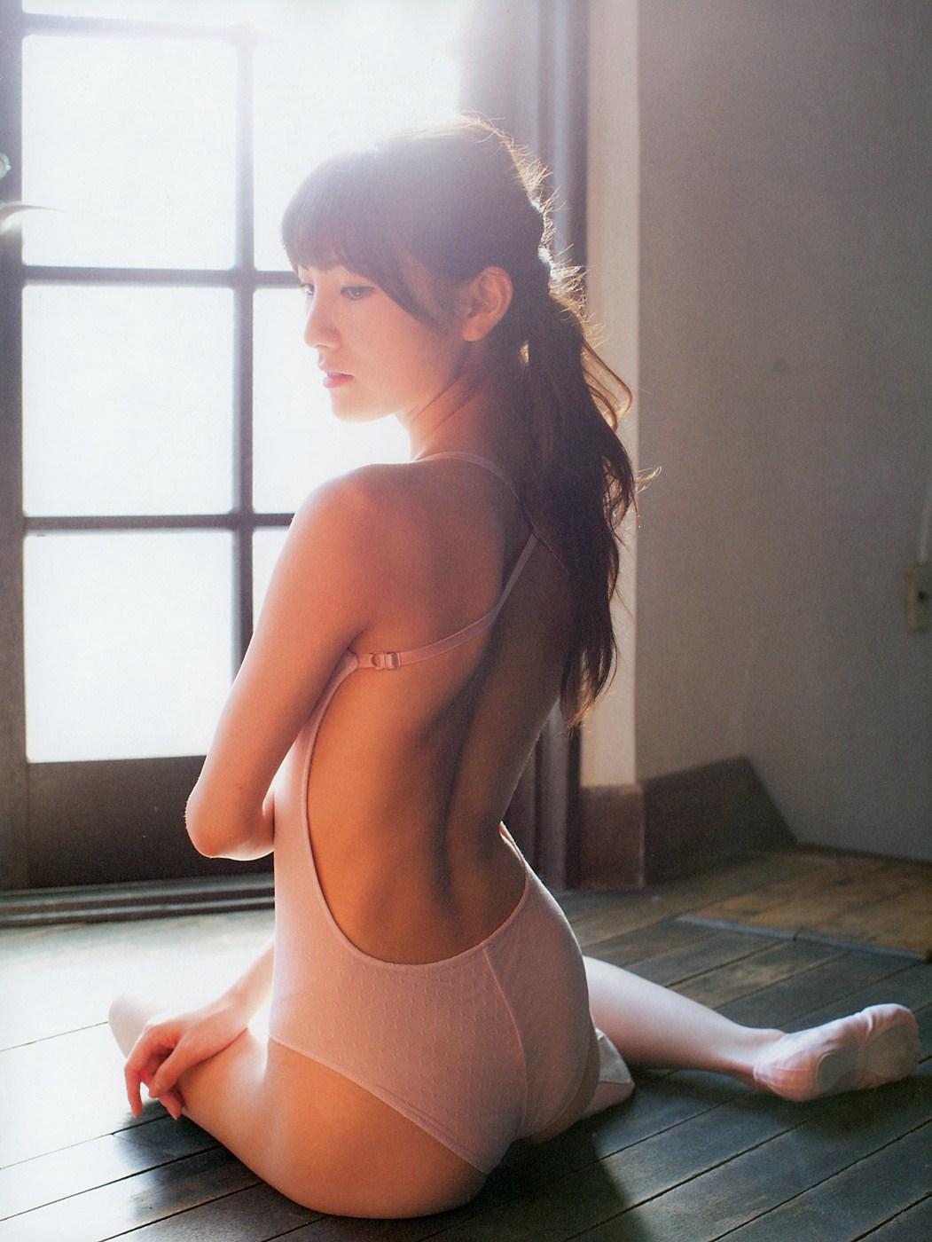 Okada Nana 岡田奈々 AKB48, B.L.T Graph Vol.03 2016 Gravure
