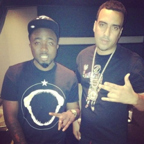 1dec7060ec0911e2aa2222000a1f974c 7 Ice Prince collaborates with US rapper, French Montana