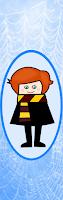 Separadores de libros de Harry Potter.