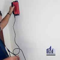 Detección de acero de refuerzo en columna