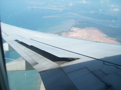view-from-airplane