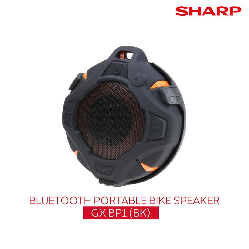 Sharp Bluetooth Bike Speaker