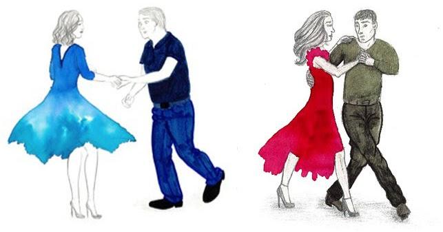 Aclg association culture et loisirs de gisors danse de - Musique danse de salon ...