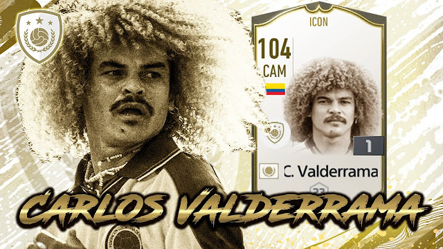 Review Carlos Valderrama ICON FO4