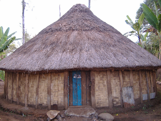 Desain Rumah Adat Papua Terpopuler 3