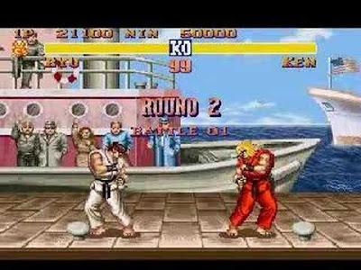 Daftar Semua Game Street Fighter Terbaru