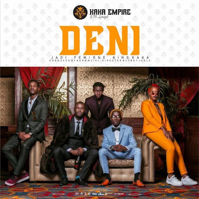 King kaka ft Femi one & Jadi - Deni