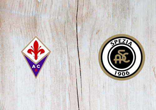 Fiorentina vs Spezia -Highlights 19 February 2021