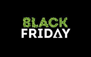 Black Friday bij Landal Greenparks