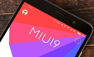 update miui9 di xiaomi redmi note 4 via ota