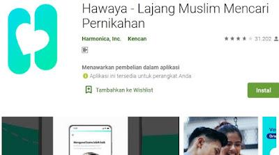 aplikasi mencari teman bule muslim