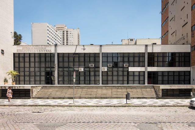 Biblioteca Central da UFPR
