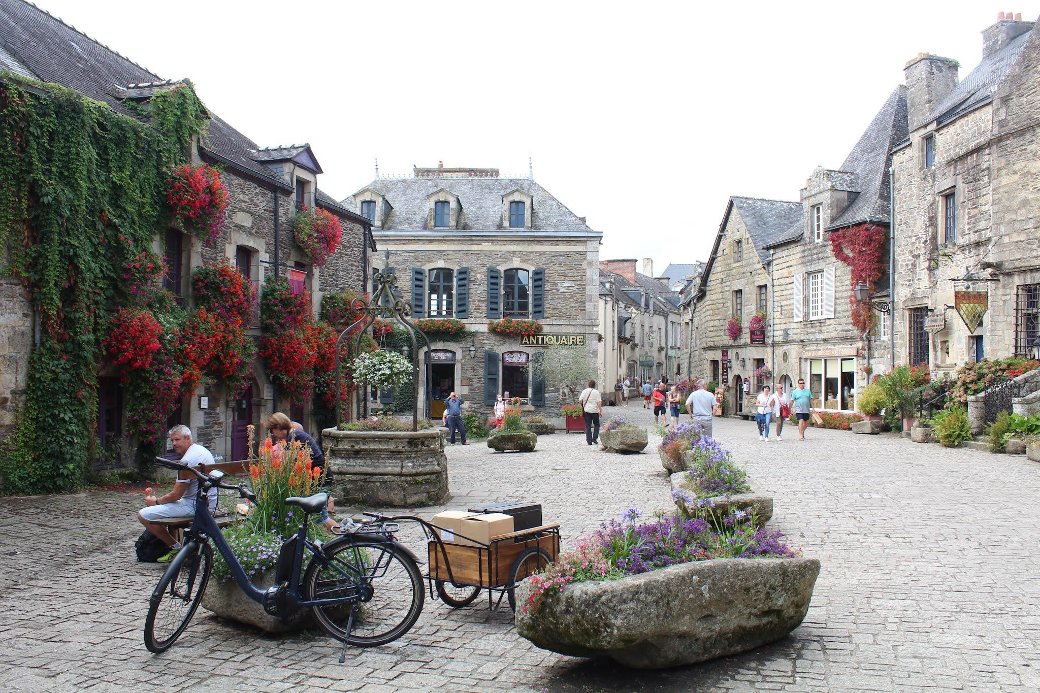 Les plus beaux villages de France, els pobles més bonics de França, Bretanya francesa