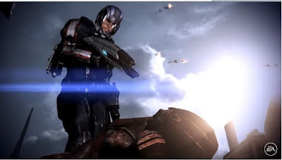 Save Data Game Mass Effect 3 PC
